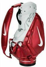 Nike vapor tiger woods/Tour/staff/CART Bag Collectors/rare/red