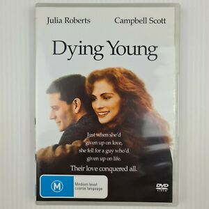 Dying Young DVD - Julia Roberts, Campbell Scott - Region 4 - TRACKED POST