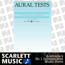 AMEB - Aural Tests - An Essential Handbook 1992 *BRAND NEW*