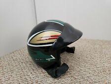 Vintage Polaris Lazer Dot 7 1/2 Size Helmet
