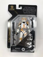 Star Wars The Black Series Archive Clone Commander Cody / New In Box / HTF