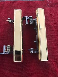 24K Gold Plated G-Body Door Handles For Buick Chevy Olds Pontiac