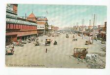 West Street & Jersey Ferries NYC Rare Antique Train Depot APERITIF ADVERTISING