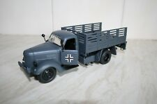 Britains  Deetail and DSG Germans and Troop Lorry. ...WW2 Truck.