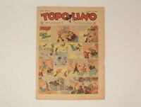 TOPOLINO GIORNALE ORIGINALE  N° 727 ANNO 22/11/1949  [H06-162]