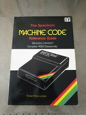 Sinclair ZX Spectrum Machine Code Guide Micro Drive Interface 1 ROM Disassembly