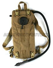 NEW USMC Coyote Camelbak 3L HYDRATION PACK CARRIER SYSTEM Source WXP COMPLETE