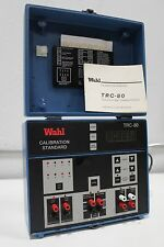 Wahl Calibration Standard TRC-80 + Instructions