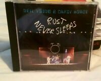 Rust Never Sleeps by Crazy Horse/Neil Young (CD, 1979, Rhino (Label) LIKE NEW