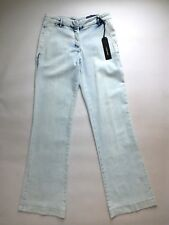 Women's MISS SIXTY CHRIS J55L00 Flare Jeans UK 8/10 Size W27 L36 Wash L00U70 NEW