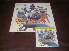 SLY & THE FAMILY STONE GREATEST EPIC/SONY RECORDS PE30329 LP + JAPAN REPLICA CD