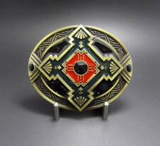 Native American Southwest Indianer Indian DEsign Buckle Gürtelschnalle * 575 br.