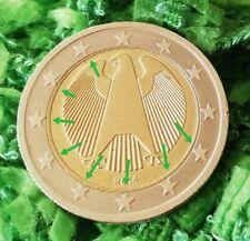 2 Euro Münze Deutschland 2014(A?) ( Fehlprägung ❕)