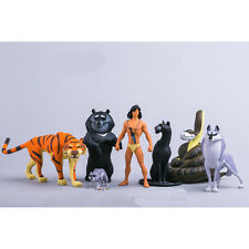 Jungle Book Prosto Toys PVC figures 7pcs set collection - 395p