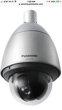EXCEPTIONAL PANASONIC iPro WV-SW598A AutoTracking 90x IP-PTZ CAMERA $5255