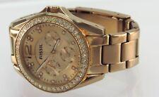 Fossil Damen Armbanduhr Uhr Quarz Ref-ES-2811251108