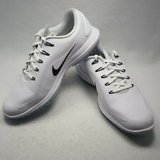 watch 30462 4b7f4 Nike Mujer Lunar Control Vapor 2 Zapatos Golf Negro Blanco Platino Volt  Talla