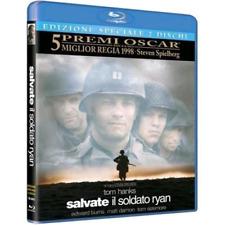 /8010773800709/ Salvate il Soldato Ryan (se) (2 Blu-ray) Blu-ray Paramount