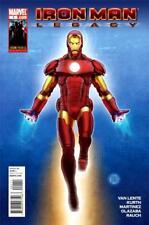 IRON MAN LEGACY #1,2,3,4,5,6,7,8,9,10,11!! (Complete Series)!!