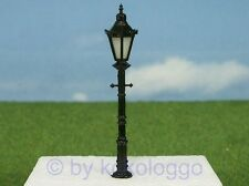 S382 - 5 pcs Streetlights Parking Lights with LED 6cm parklaternen Garden Lamp
