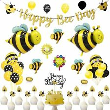 Bee Party Decorations Set, Bee Party Supplies for Bee Birthday Party,Baby show