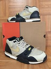 RARE�� Nike Air Trainer 1 Energy Pack Obsidian Fennel Chino Net 10.5 306530-431