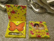 MISS FIORUCCI MAQUILLAGE ENFANT LOT DE 3 COFFRETS GLOSS MANDARINE