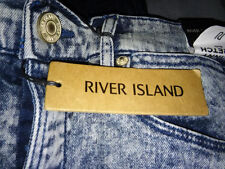 River Island Regular Skinny, Slim 32L Jeans for Men