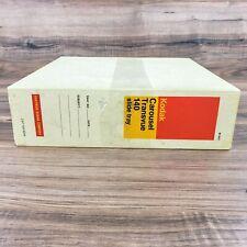 Kodak Transvue Carousel 140 Slide Tray With Box