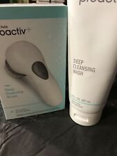 New! Proactiv Deep Cleansing Wash 9 oz Body Wash Sealed And Cleansing Brush