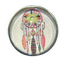 Noosa Style Chunks Snap Button Charms Ginger Snaps Charm Dream Catcher 20mm