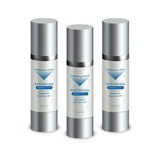 3-1.7oz  Absonutrix Anti-Wrinkle Hyaluronic Acid HA 60% Matrixyl 3000 Serum