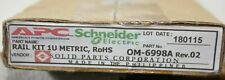 APC Kit Rackschienen OM-6998A Rev.02 Rail Kit 1U Metric