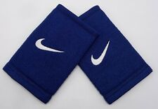 Nike Dri-Fit Stealth DW Wristbands Doublewide Midnight Navy/White