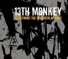 13TH MONKEY Redefining The Paradigm Of Bang CD 2009 HANDS
