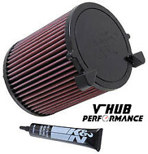 K&N PERFOMANCE AIR FILTER E-2014 VW GOLF MK6 1.4i TSi 122 2008-2015