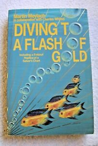 DIVING to a FLASH of GOLD book Hunting for Treasure SILVER cannon COINS DOUBLOON