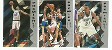 1995-1996 95 96 UPPER DECK SP BSK 167 CARD SET
