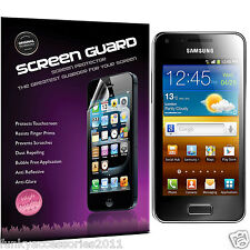 5 Pack High Quality Clear Film LCD Screen Protector for Samsung Galaxy S Advance