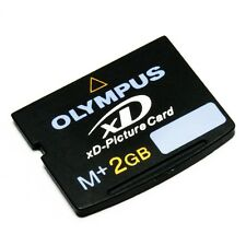 Olympus 2 GB XD-Picture Card Type M+, For Olympus and Fujifilm Caemras