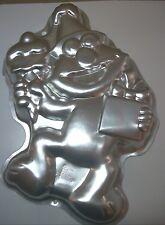 """1996 Wilton Henson's Elmo cake pan 14 1/4""""x 9 1/2"""" x 2"""""""