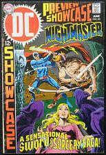 SHOWCASE #83 VG+ NIGHTMASTER BERNIE WRIGHTSON