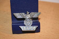 PIN  Kaiserreich Reichsadler 1939 EK Wiederholungsspange  Metall Neu  317