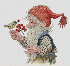 NEW UNOPENED Russian Counted Cross Stitch KIT NEOCRAFT MH-41 Winter treat