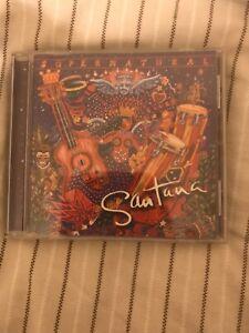 Supernatural by Santana (CD, Jun-1999, Arista)