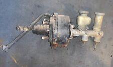 "7"" Brake Booster &  7/8"" Tokico Master Cylinder off Datsun 240Z. —T2"