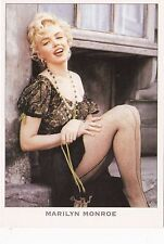 Marilyn Monroe Pyramid of England Postcard PC2011