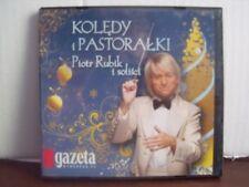 PIOTR RUBIK I SOLIŚCI, KOLĘDY I PASTORAŁKI, POLISH CAROLS, POLISH CD ___________