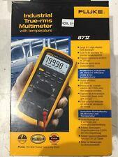 Fluke 87V Industrial True-rms Multimeter w/Temperature