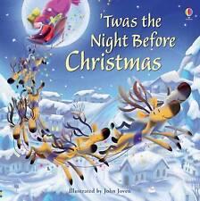 Books:  Twas the Night Before Christmas